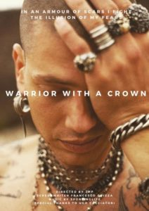 warrior-with-a-crown-poster