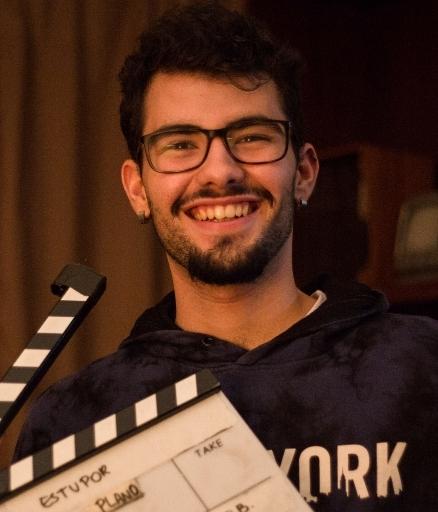 Pedro Henrique Chaves <p>Festival Assistant