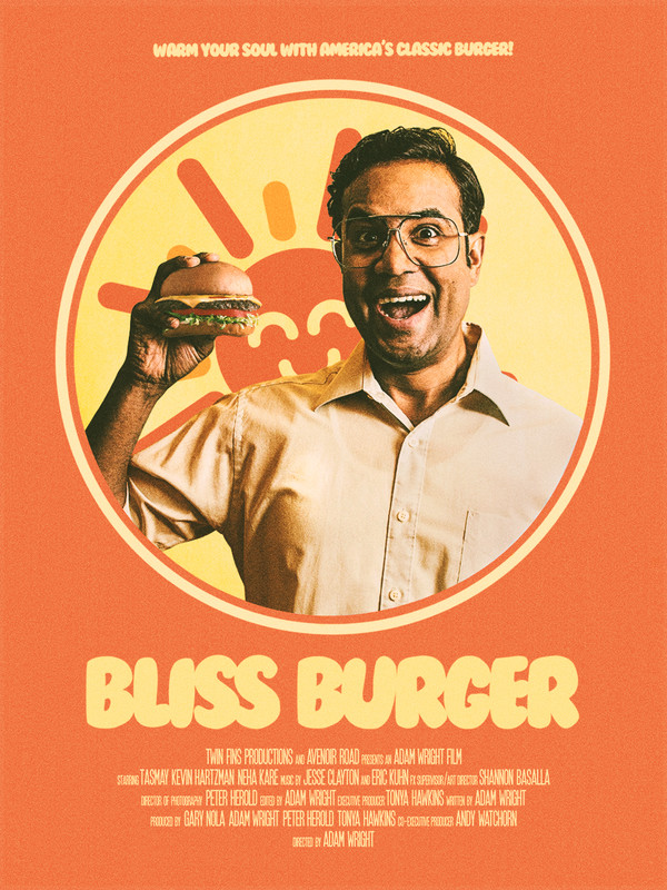 Bliss-Burger-FRFF-short film festival-2020-poster