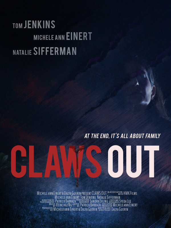 Claws-Out-FRFF-short film festival-2020-poster