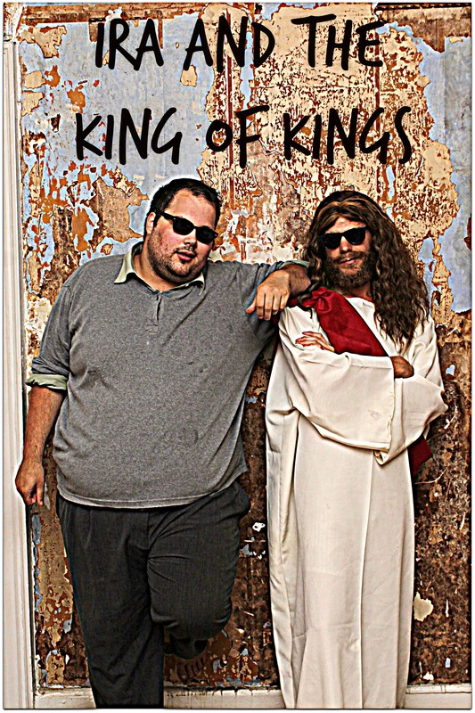 Ira-and-the-King-of-Kings-FRFF-short film festival-2020-poster