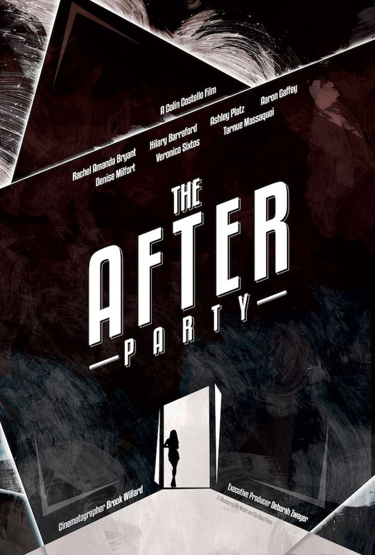 The-After-Party-The Director's-Cut-FRFF-short film festival-2020-poster