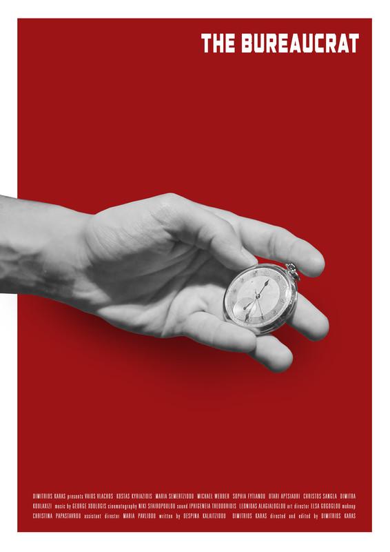 The-Bureaucrat-FRFF-short film festival-2020-poster