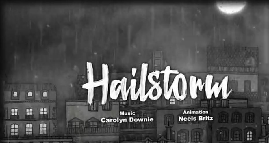 Hailstorm-FRFF-short film festival-2020-poster