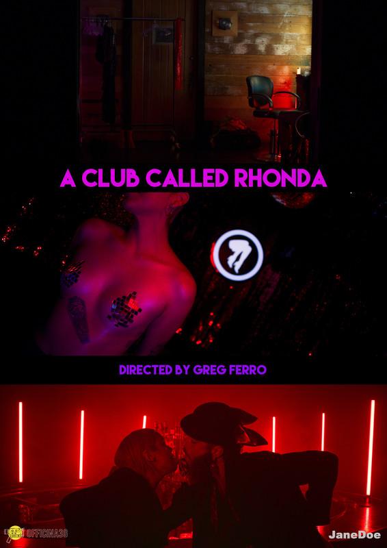 A Club Called Rhonda-FRFF-Short-film-festival-2021-poster