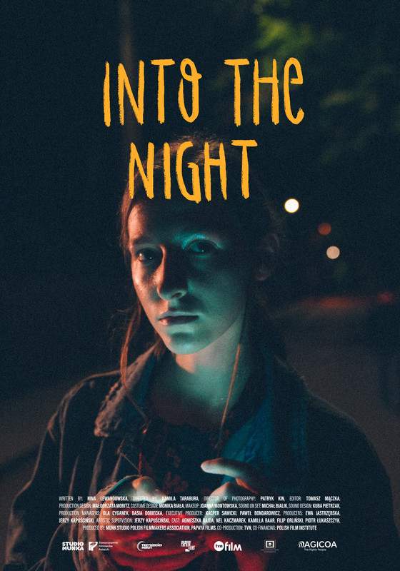 Into the Night-FRFF-short film festival-2021-poster
