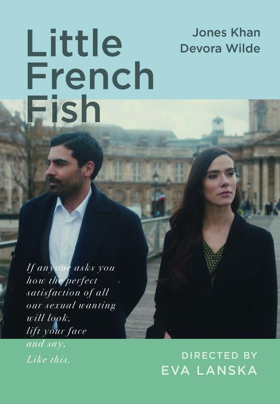 Little French Fish-FRFF-Short-film-festival-2021-poster