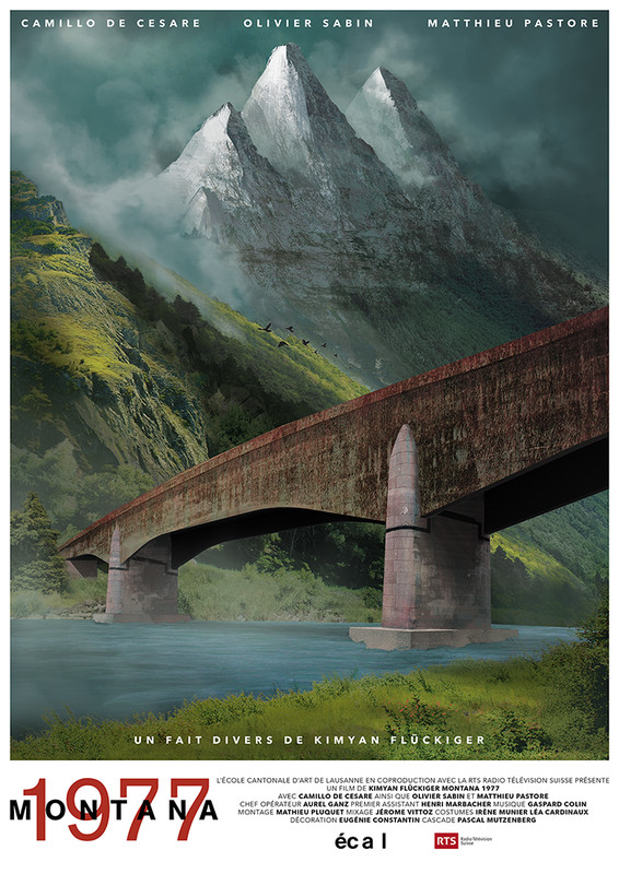 MONTANA 1977-1-FRFF-short film festival-2021 poster