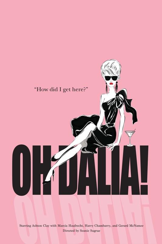Oh Dalia-FRFF-Short-film-festival-2021-poster