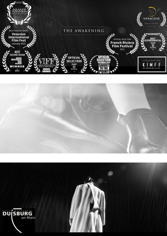 The Awakening-FRFF-Short-film-festival-2021-poster
